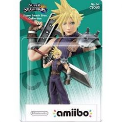 Amiibo: Cloud - Wii U / Nintendo 3DS