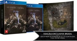 Terra Média: Sombras da Guerra - Edição Limitada - PS4