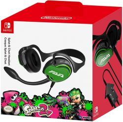 Splat Chat Headset Splatoon 2 - Nintendo Switch