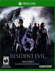 Resident Evil 6 - Seminovo - Xbox One