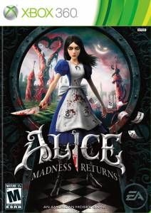 Alice Madness Returns - Seminovo - Xbox 360
