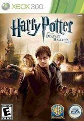 Harry Potter and the Deathly Hallows Part 2 - Seminovo - Xbox 360