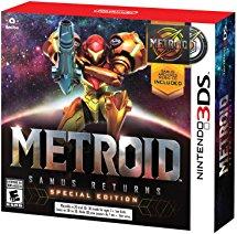Metroid: Samus Returns - Special Edition - Nintendo 3DS