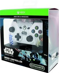 Controle Star Wars Rogue One c/ Fio - Rebel Alliance - Xbox One