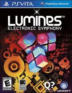 Lumines: Electonic Symphony - Seminovo - PSVITA