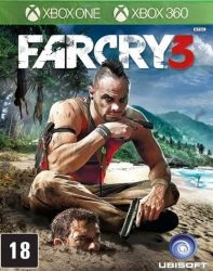 Far Cry 3 - Xbox One / Xbox 360