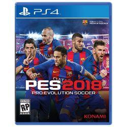 Pro Evolution Soccer 2018 PES - Seminovo - PS4
