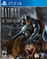 Batman: The Enemy Within 2 - PS4