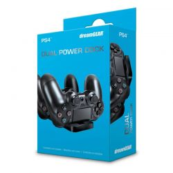 Dual Power Dock DreamGear - PS4