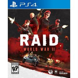 Raid: World War II - PS4
