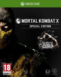 Mortal Kombat X - Special Edition - Seminovo - Xbox One