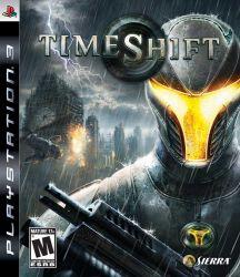 TimeShift - Seminovo - PS3