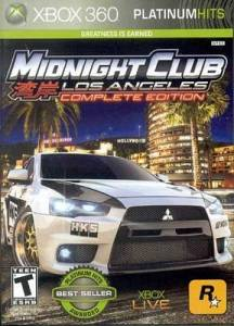 Midnight Club: Los Angeles - Complete Edition - Xbox 360