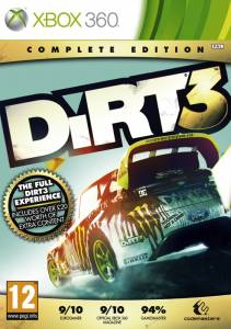 Dirt 3 Complete Edition - Xbox 360