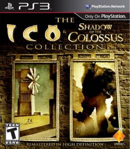 The ICO e Shadow of Colossus Collection - PS3