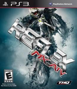 MX vs ATV Reflex - PS3