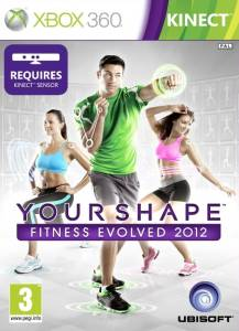 Your Shape: Fitness Evolved 2012 - Xbox 360
