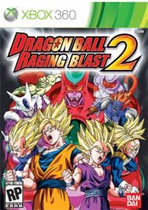 Dragon Ball: Raging Blast 2 - Xbox 360