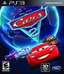 Carros 2 Cars - PS3