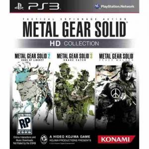 Metal Gear Solid: HD Collection - PS3