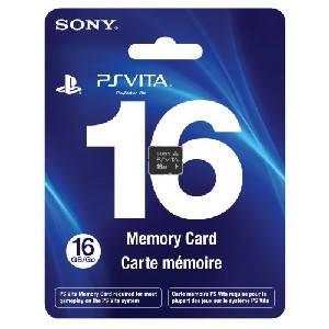 Memory Card 16GB - Psvita