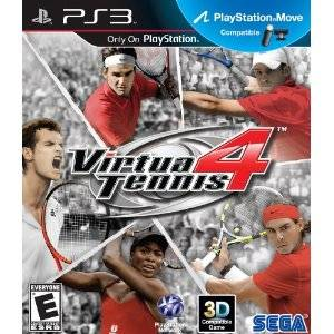 Virtua Tennis 4 - PS3