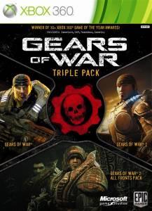 Gears of Wars Triple Pack - X360