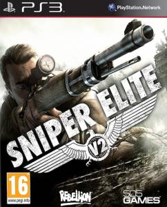 Sniper Elite V2: Silver Star Edition - PS3