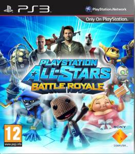 All-Stars: Battle Royale - PS3
