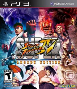 Super Street Fighter IV: Arcade Edition - PS3