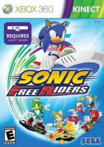 Sonic Free Riders Kinect - Xbox 360