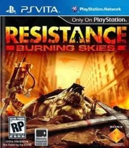 Resistance: Burning Skies - PSVITA