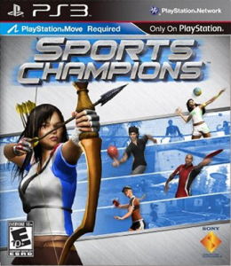 Move Sports Champions - PS3