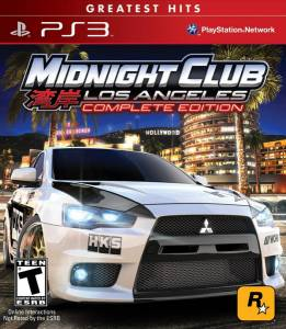 Midnight Club: Los Angeles - Complete Edition - PS3