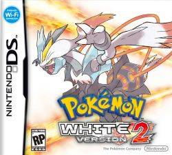 Pokemon White Version 2 - Nintendo DS