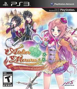 Atelier Meruru: The Apprentice of Arland  - PS3