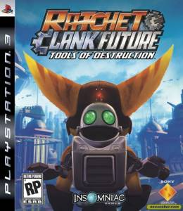 Ratchet & Clank Future: Tools of Destruction - PS3