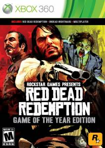 Red Dead Redemption: Game of The Year Edition - Xbox 360 / One