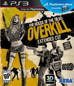 The House of the Dead: Overkill Extented Cut - PS3