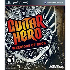 Guitar Hero: Warriors of Rock - PS3