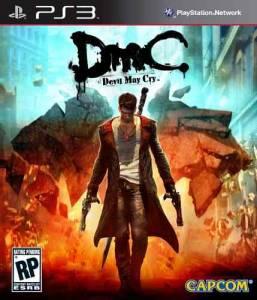 DMC: Devil May Cry 5 - PS3