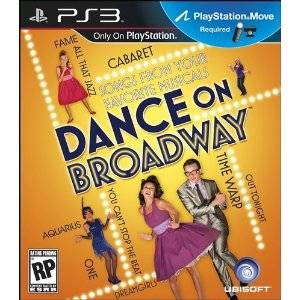 Dance on Broadway - PS3