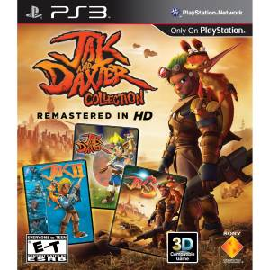 Jak and Daxter Collection - PS3