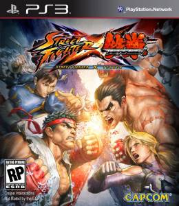 Street Fighter vs Tekken - PS3