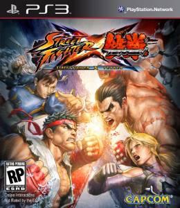 Street Fighter vs Tekken - PS3