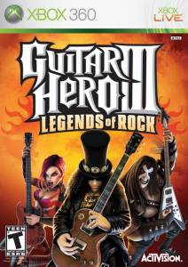 Guitar Hero III : Legends of Rock - X360