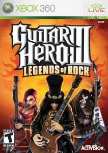 Guitar Hero III : Legends of Rock - X360