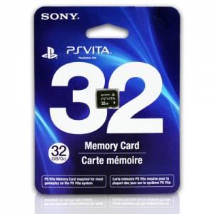 Memory Card 32GB - PSVITA
