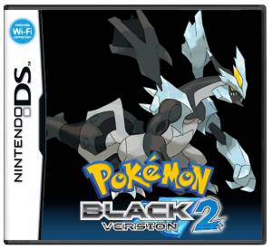 Pokémon Black Version 2 - Nintendo DS