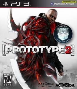 Prototype 2 - Radnet Edition - PS3